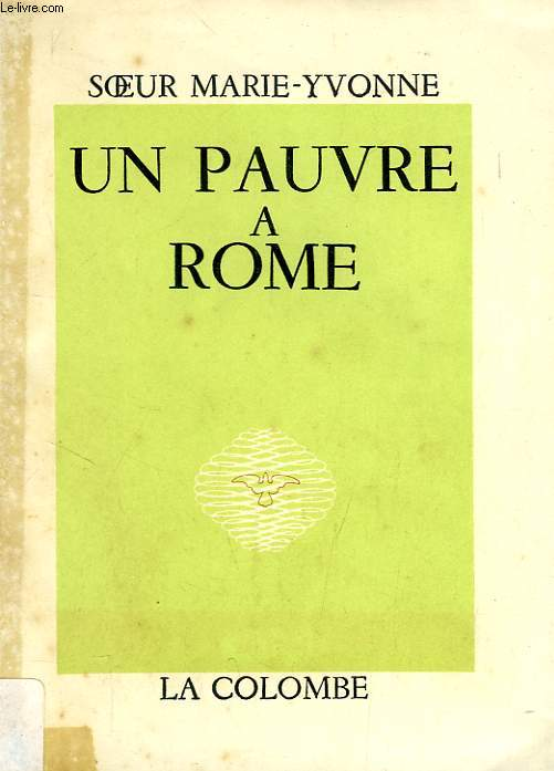 UN PAUVRE A ROME