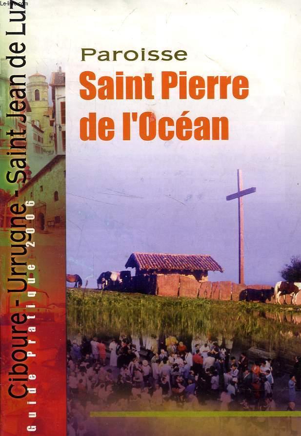 PAROISSE SAINT-PIERRE DE L'OCEAN