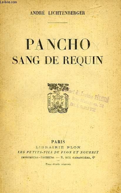 PANCHO SANG DE REQUIN