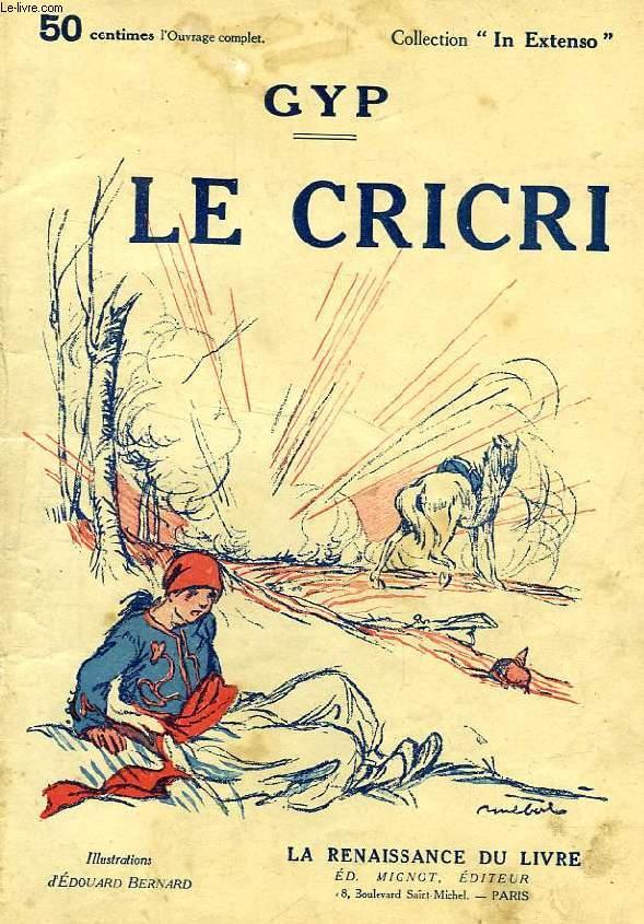 LE CRICRI