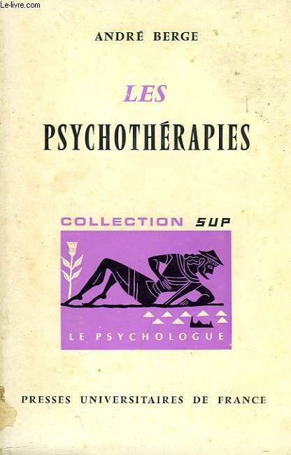 LES PSYCHOTHERAPIES