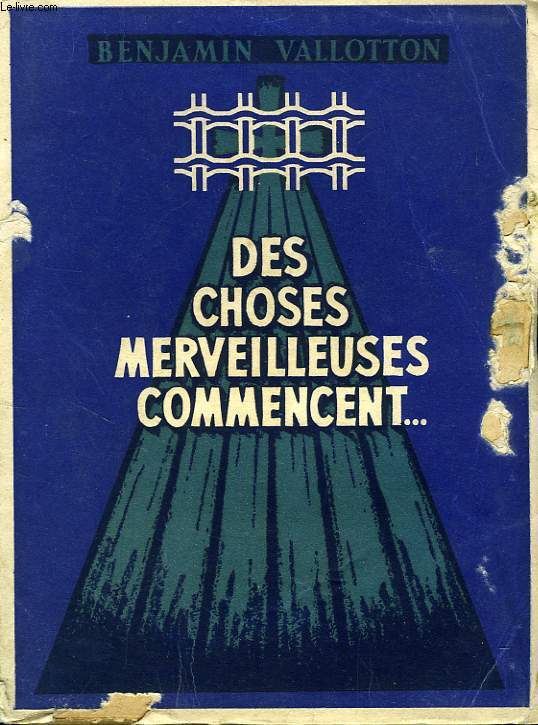 DES CHOSES MERVEILLEUSES COMMENCENT
