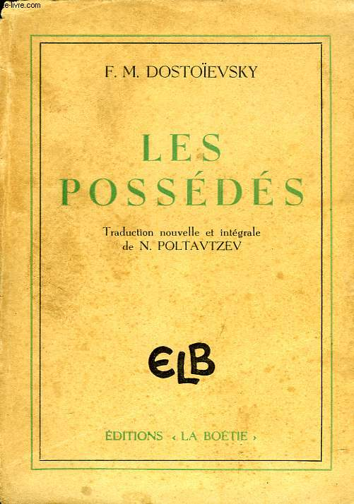 LES POSSEDES (BESY)