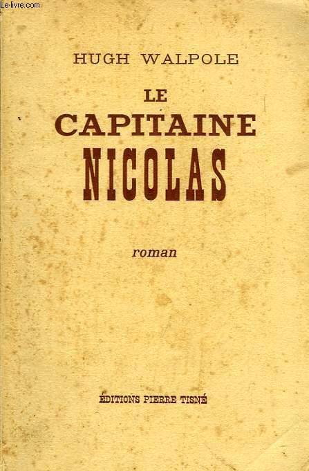 LE CAPITAINE NICOLAS