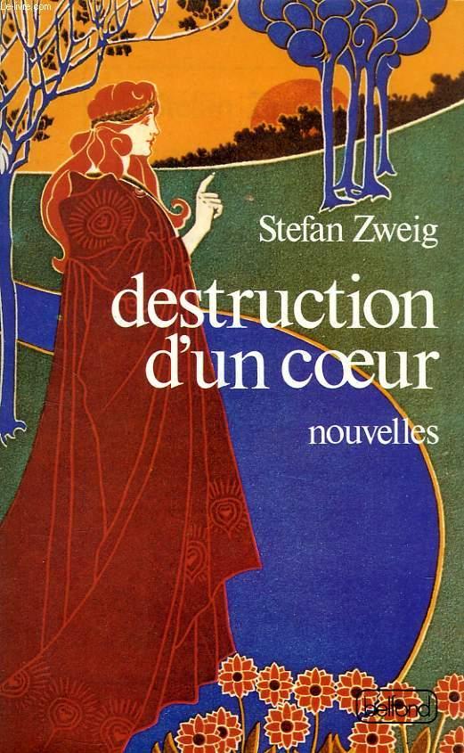 DESTRUCTION D'UN COEUR, SUIVI DE LA GOUVERNANTE ET LE JEU DANGEREUX