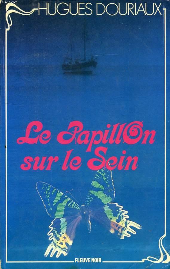 LE PAPILLON SUR LE SEIN