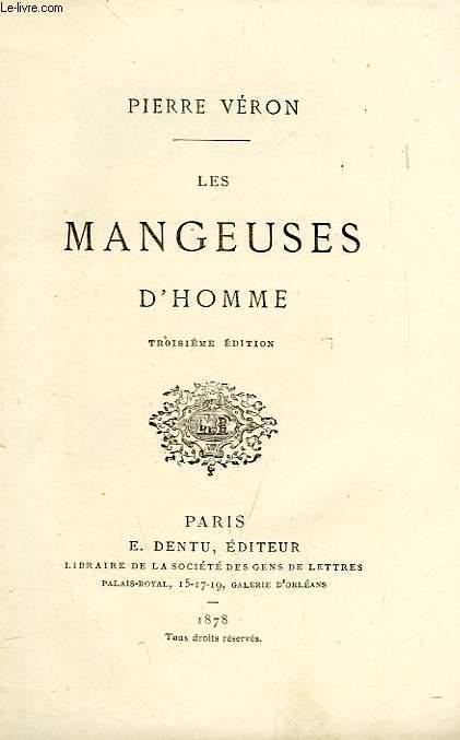 LES MANGEUSES D'HOMME
