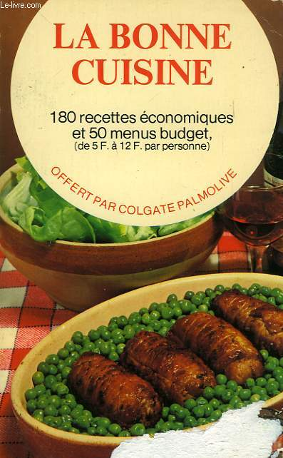 La bonne cuisine tiano myrette - Cuisine simple et bonne ...