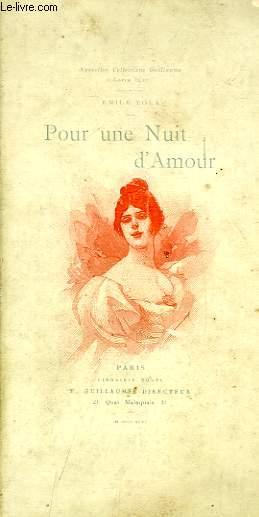 POUR UNE NUIT D'AMOUR