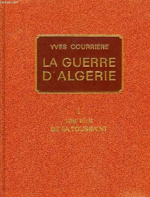LA GUERRE D'ALGERIE, 5 TOMES
