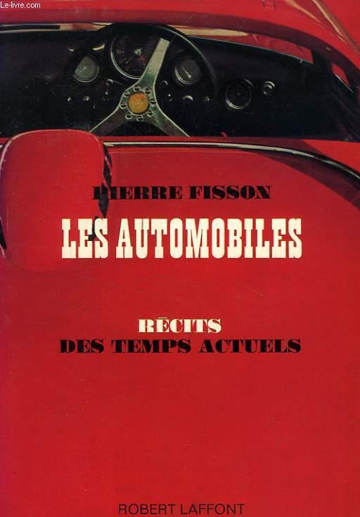 LES AUTOMOBILES, RECITS DES TEMPS ACTUELS