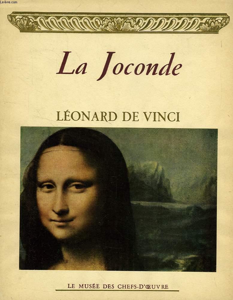 La joconde leonard de vinci serullaz maurice - Photo leonard de vinci ...