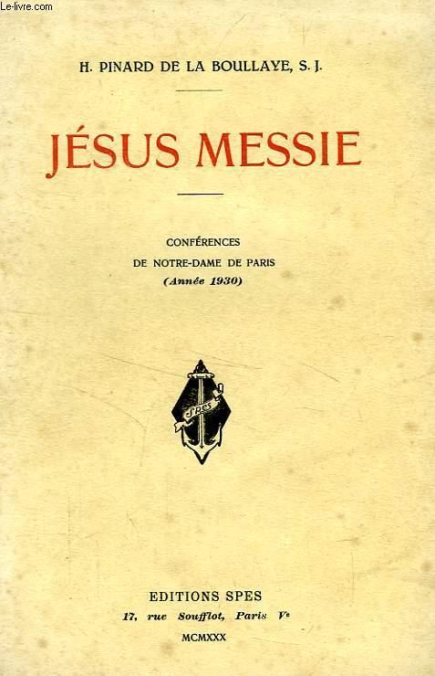 JESUS MESSIE