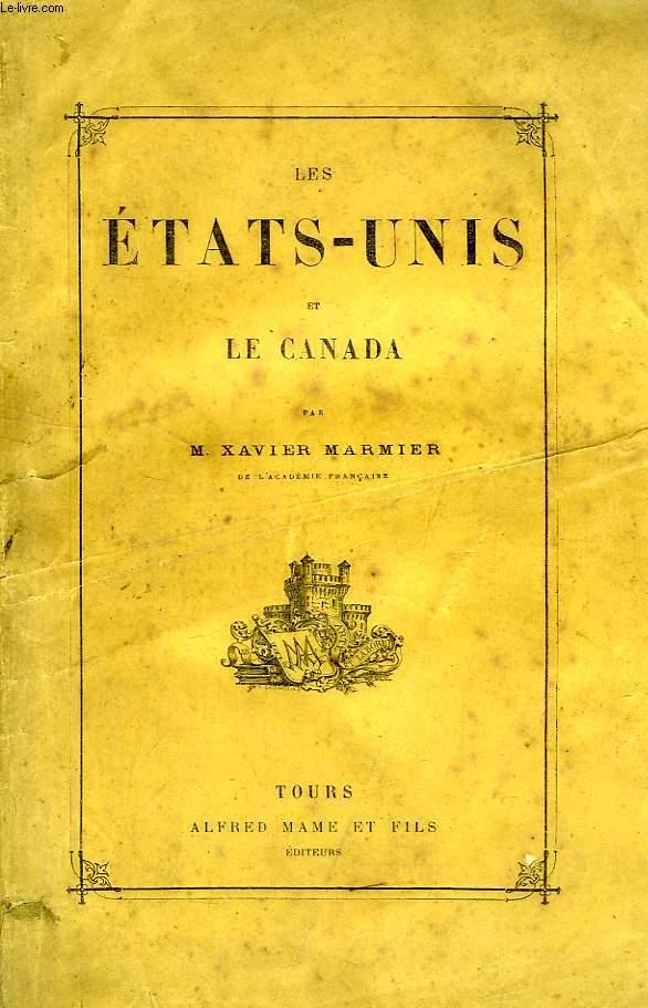 LES ETATS-UNIS ET LE CANADA