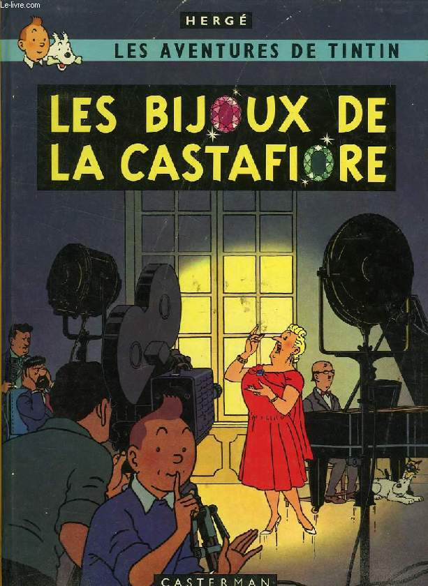 LES BIJOUX DE LA CASTAFIORE