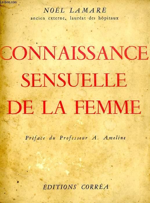 CONNAISSANCE SENSUELLE DE LA FEMME