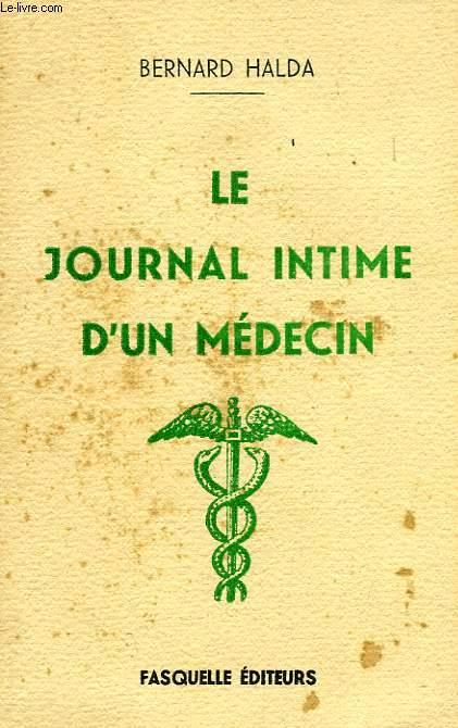 LE JOURNAL INTIME D'UN MEDECIN