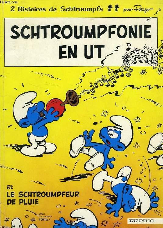 SCHTROUMPFONIE EN UT / LE SCHTROUMPFEUR DE PLUIE