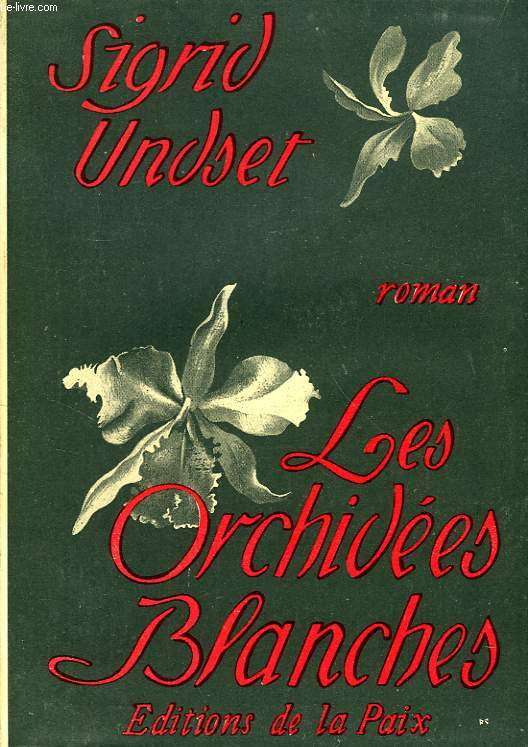LES ORCHIDEES BLANCHES
