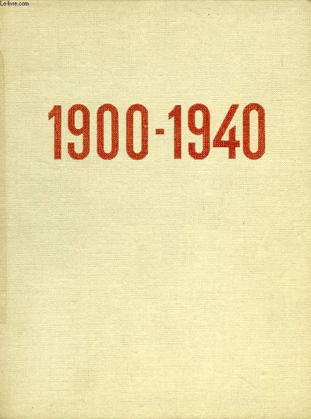 1900-1940, COULEURS DES MAITRES