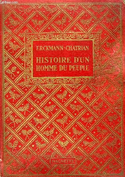 HISTOIRE D'UN HOMME DU PEUPLE