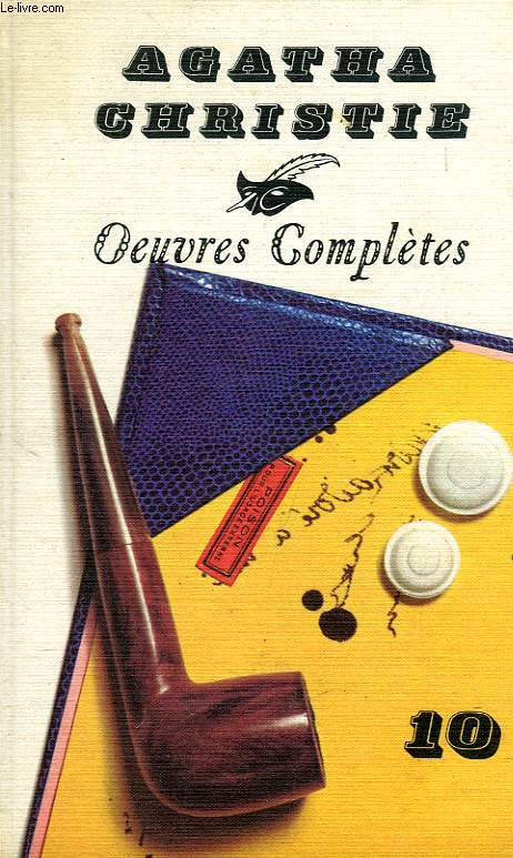 OEUVRES COMPLETES, VOLUME 10