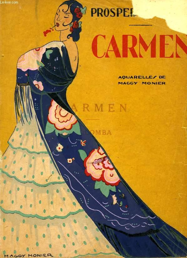 CARMEN, COLOMBA