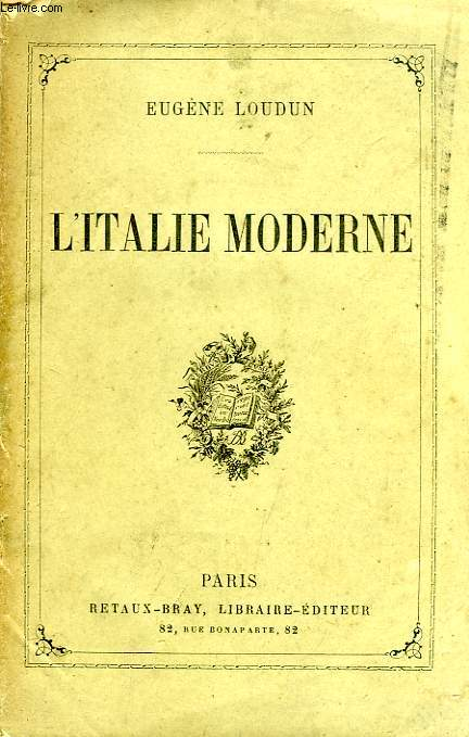 L'ITALIE MODERNE