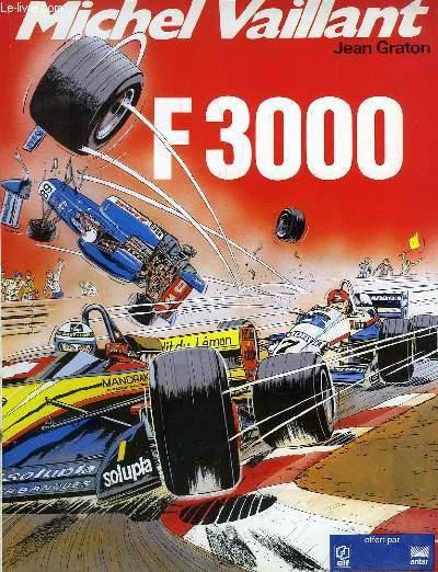 MICHEL VAILLANT, F 3000