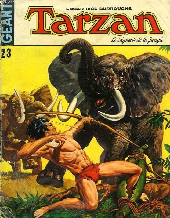 TARZAN GEANT, N° 23