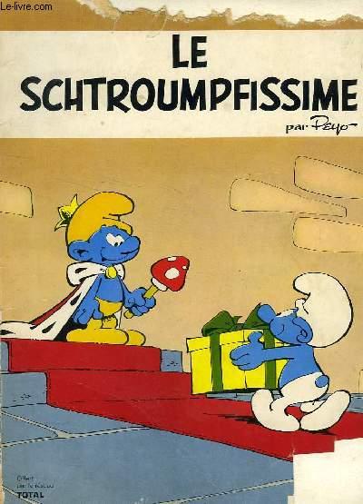 LE SCHTROUMPFISSIME