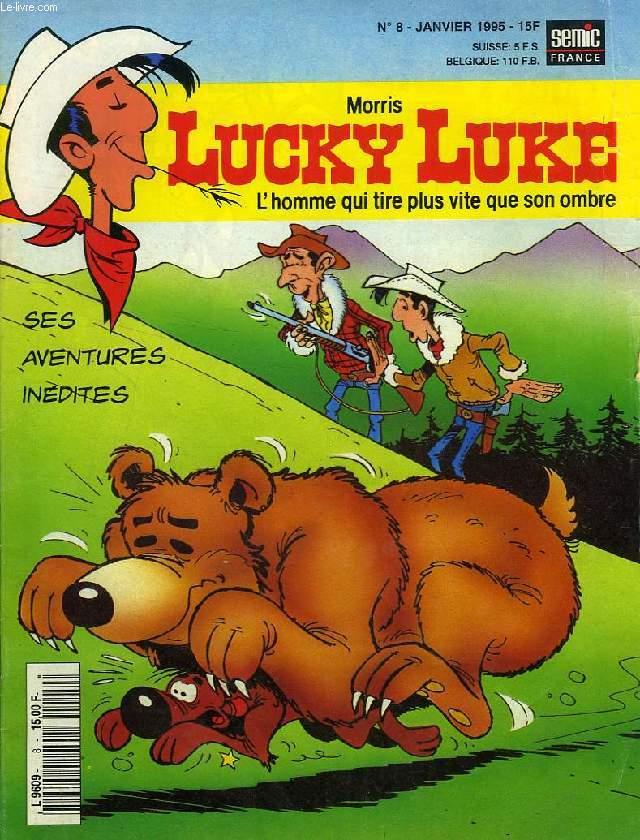 LUCKY LUKE, SES AVENTURES INEDITES