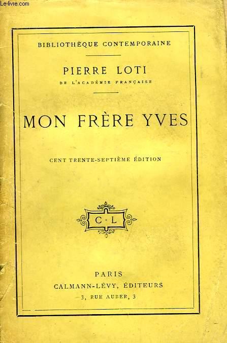MON FRERE YVES
