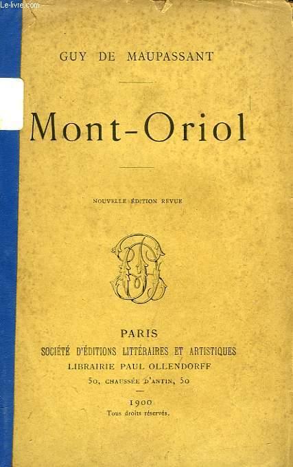 MONT-ORIOL