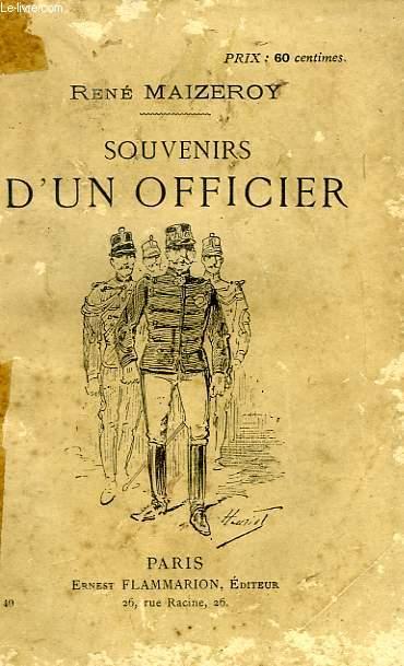 SOUVENIRS D'UN OFFICIER