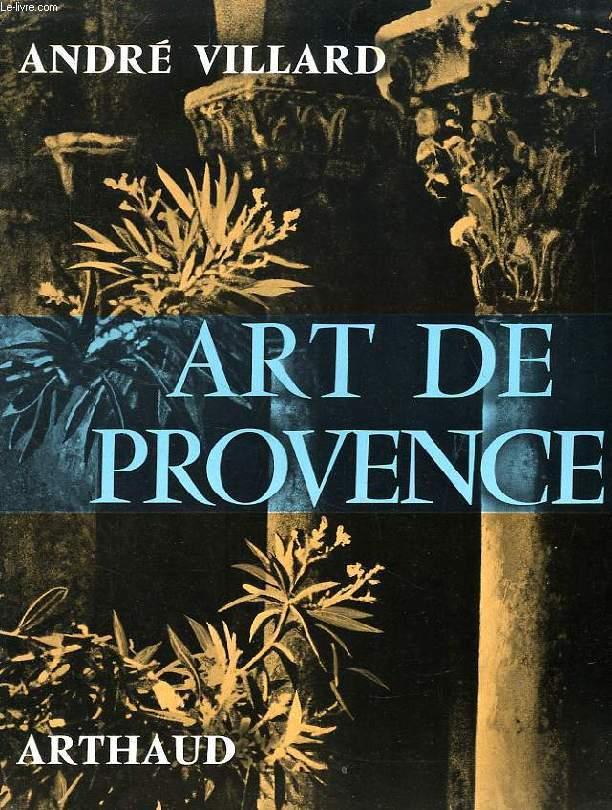 ART DE PROVENCE