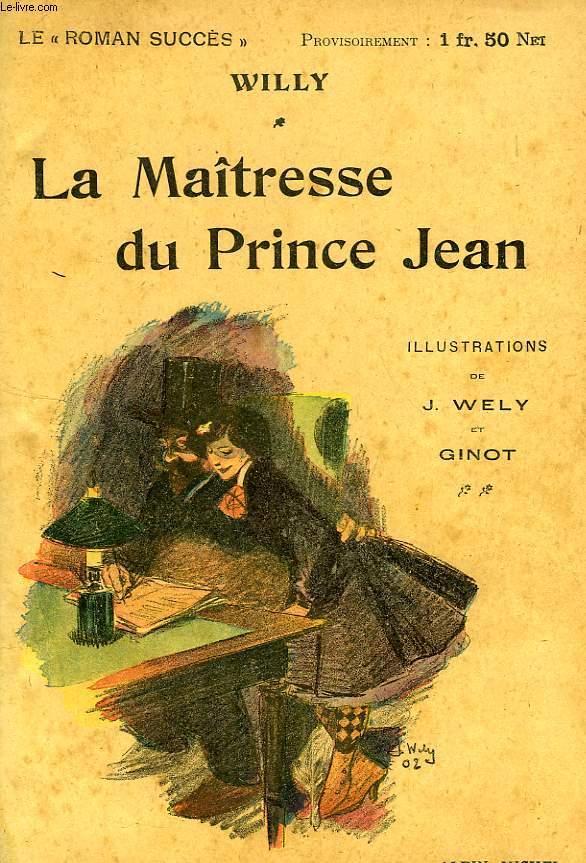 LA MAITRESSE DU PRINCE / JEUX DE PRINCES