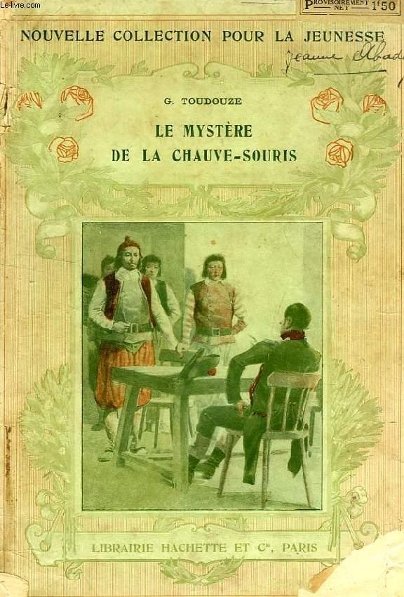 LE MYSTERE DE LA CHAUVE-SOURIS