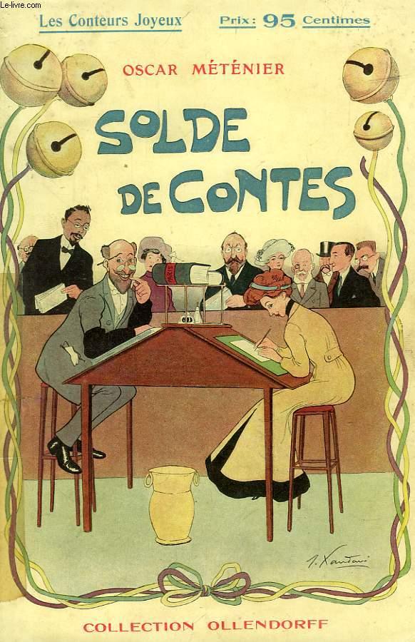 SOLDE DE CONTES