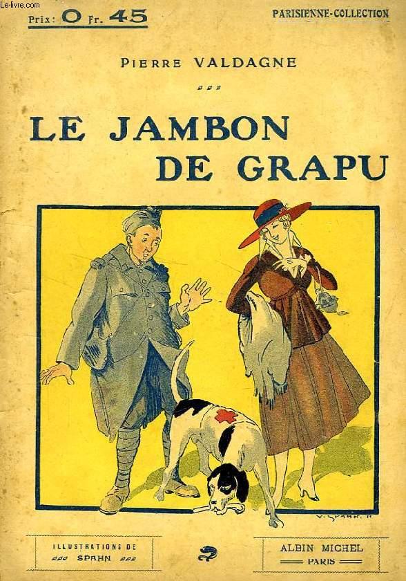 LE JAMBON DE GRAPU