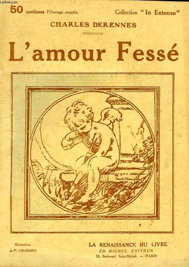 L'AMOUR FESSE