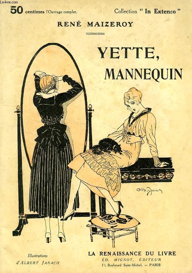 YETTE, MANNEQUIN