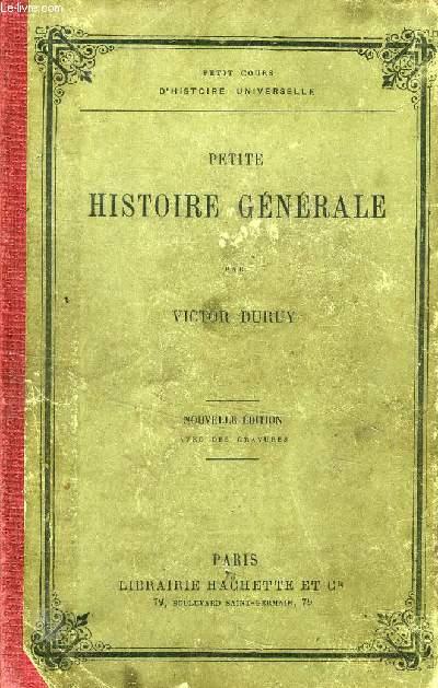 PETITE HISTOIRE GENERALE