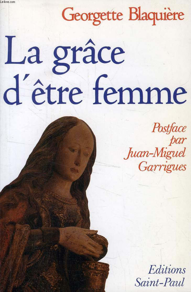 LA GRACE D'ETRE FEMME