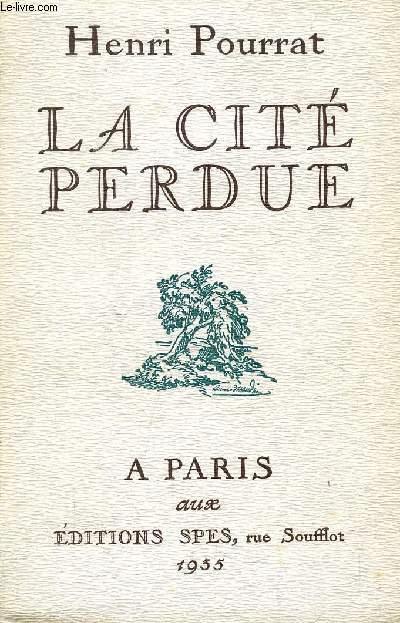 LA CITE PERDUE