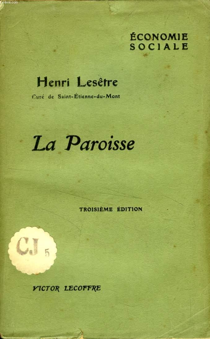 LA PAROISSE