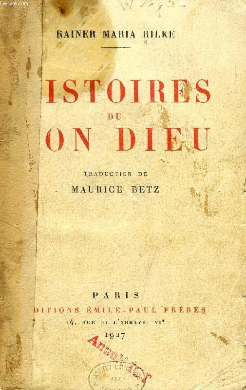 HISTOIRES DU BON DIEU