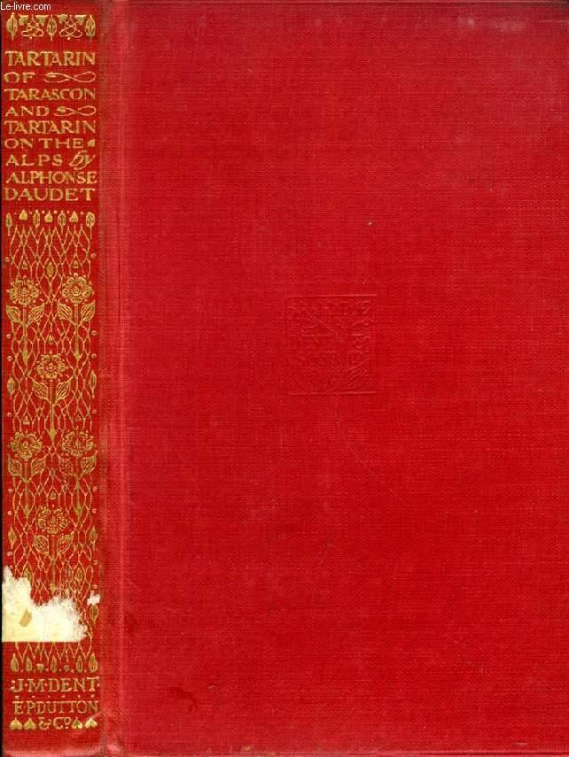 TARTARIN OF TARASCON & TARTARIN ON THE ALPS