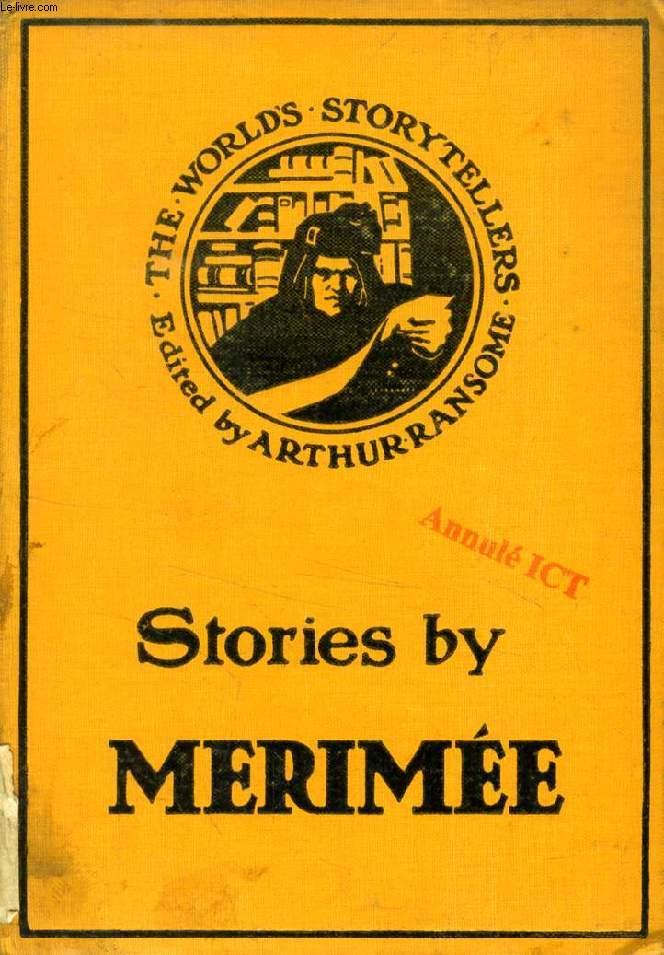 STORIES BY PROSPER MERIMEE