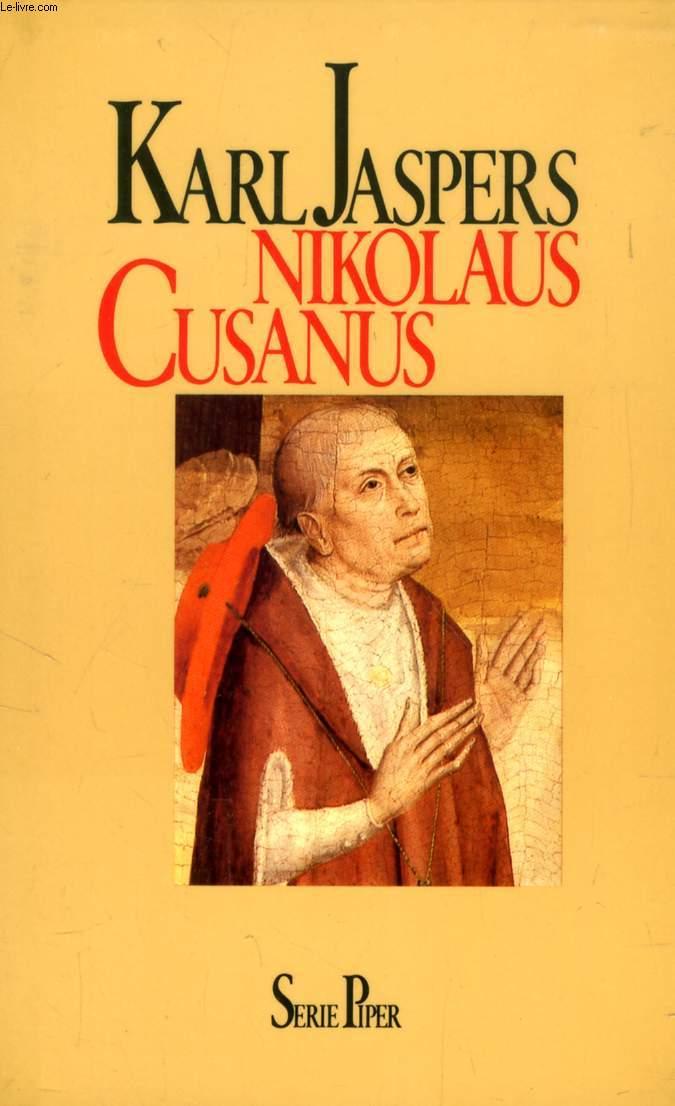 NIKOLAUS CUSANUS
